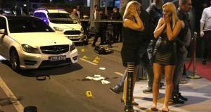 İstanbulda gece kulübünde silahlı çatışma!