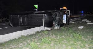 Konya'da kaza! 2 sporcu ağır yaralı