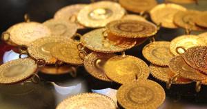 Altının gramı 3 haftanın en düşüğünde