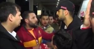 Maç sonunda Galatasaraylı futbolcuya fırça: Her şey para mı