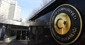 Türkiyeden Trumpın 1915 olaylarıyla ilgili açıklamasına sert tepki