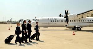 Uçuşlarını durduran Borajet, 400 kişiyi işten çıkarıyor