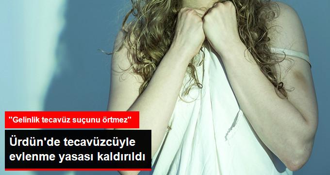 Ürdünde Tecavüzcüyle Evlenme Yasası Kaldırıldı