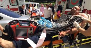 20 kişi pompalılarla iş yerini bastı! 1 ölü, 6 yaralı