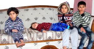 Anne sınır dışı edilince 4 çocuğu ortada kaldı