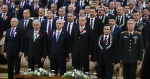 AYM Başkanı: OHAL KHK'larını denetlemek yetkimiz dışında