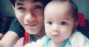 Facebook canlı yayınında 11 aylık bebeğini öldürdü!