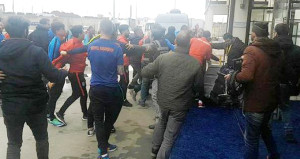 Gazetecileri döven Başakşehirli futbolcuların cezaları belli oldu