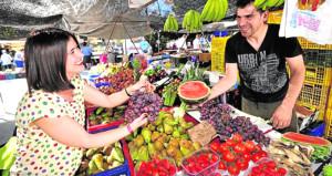Sebze-meyve fiyatlarında yüzde 60 indirim