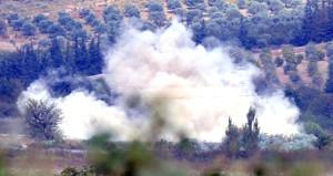 Son dakika! Suriyeden Türkiyeye top atıldı