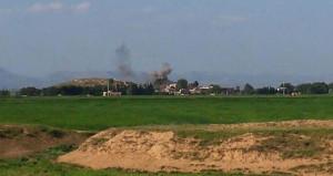 TSK bu kez hem PKK'lıları hem de Esad askerlerini vurdu!