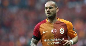 Tudor inat etti: Alın size Sneijder