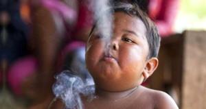 Dünyanın 2 yaşında böyle tanıdığı müptela bebek büyüdü