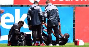 Kritik maç öncesi Aboubakar darbesi