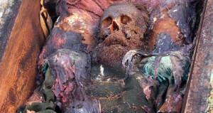 Tabutu bulunan Rus general, 'Kafkasya Fatihi' çıktı