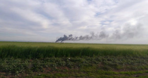 Terör örgütü YPG 11 hudut karakoluna 13 kez saldırdı