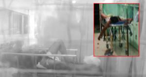 Aldatıldığından şüphelenen kadın, kocasının cinsel organını kesti