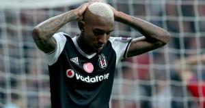 Beşiktaş'ı yıkan haber: Dün gece Talisca için resmi teklif geldi