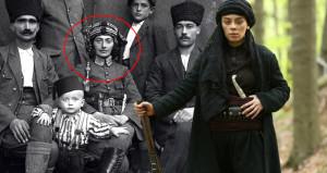 Düşmana İzmir'i dar eden Kara Fatma'ya benzerliği dikkat çekti