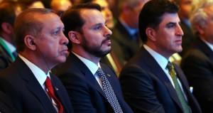 Erdoğan'ın katıldığı zirvenin sürpriz konuğu! Birlikte oturdular