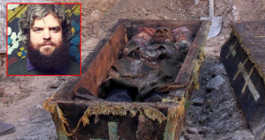 İnşaat kazısında bulunan Rus generalin torunu ortaya çıktı