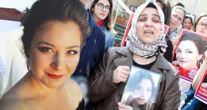 Kızının katiliyle yüz yüze geldi: Allah belanı versin, şerefsiz