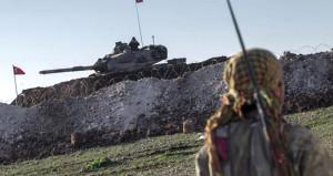 Sınırda YPG ile sıcak çatışma! 3 terörist öldürüldü