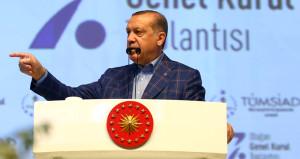 Erdoğan'dan dünyaya Sincar mesajı: Bir gece ansızın gelebiliriz