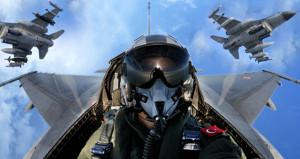 Hava Kuvvetleri'nden 103 pilot ihraç edildi