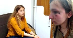 Kuaför dehşeti! 'Saçımı yaktın' diyen kadın polisi yumrukladı