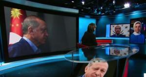 Terör ağzıyla soru soran CNN spikerine Kavakçı'dan tokat gibi yanıt