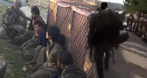 14 teröristi öldüren Tunceli JÖH timine Mehter'li karşılama