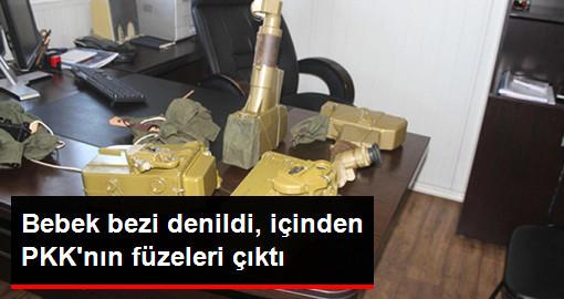 Zonguldak Limanı'nda Bulunan Füze Parçalarının PKK Tarafından Kullanıldığı Ortaya Çıktı