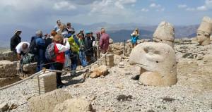 Dünya listesindeki mirasımızı görmek için ilk İsrailliler geldi