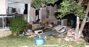 Fethiye'de otelde patlama! Büyük hasar var