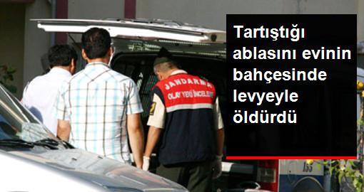 Yozgat'ta Bir Kişi Tartıştığı Ablasını Levyeyle Öldürdü
