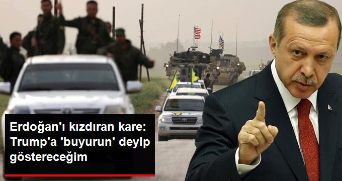 ERDOĞAN'I KIZDIRAN KARE: TRUMP'A 'BUYURUN' DEYİP GÖSTERECEĞİM