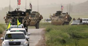 Skandal görüntü! ABD'den terör örgütüne tam 100 TIR ağır silah