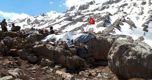 Kato Dağı'nda çıkan çatışmadan acı haber!