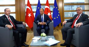 Erdoğan'dan AB'ye tarihi rest: Bizi oyalamayın