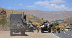Siirt'te sıcak çatışma: 1 asker şehit oldu