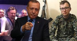 Salona sızan teröristler içeri Erdoğan tişörtüyle girmiş