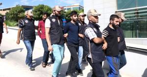 Kuzey Irak'tan gelen eylem hazırlığındaki teröristler yakalandı