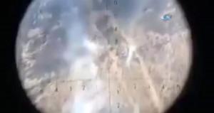 Hakkari'de hudut birliğine saldıran 2 terörist böyle öldürüldü!