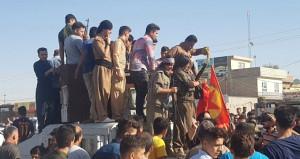 Kerkük'te köşeye sıkışan Barzani'ye PKK'dan destek