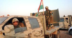 Kerkük'ü kaybeden Barzani'ye bir darbe de Merkel'den!