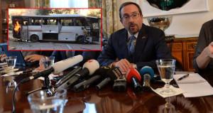 ABD Büyükelçisi Bass tehdit etti, Mersin'de bomba patladı!