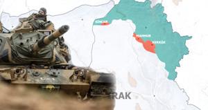 Irak'ta harita değişti, ordu Türk askerinin de olduğu Başika'ya girdi