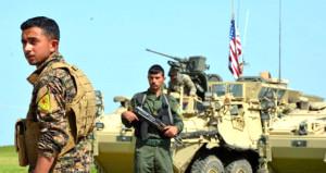 ABD yine teröristlerin arkasında saf tuttu! Afrin için skandal uyarı