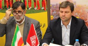 Ertuğrul Sağlam İran'ın Traktör Sazi takımı ile sözleşme imzaladı